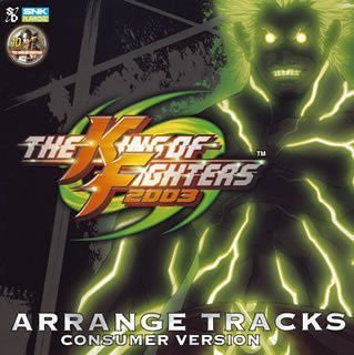 Image for The King of Fighters 2003 Arrange Tracks Consumer Version