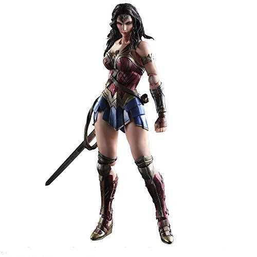 Image 1 for Batman v Superman: Dawn of Justice - Wonder Woman - Play Arts Kai (Square Enix)