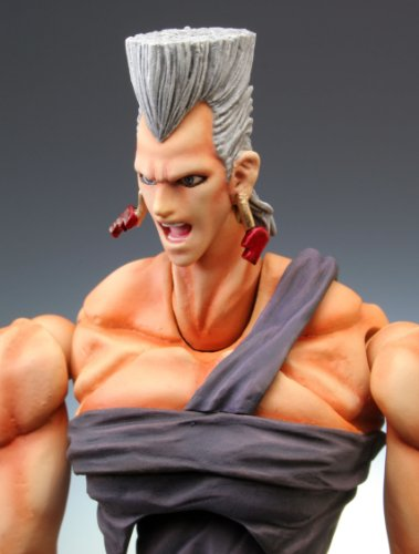 Image 5 for Jojo no Kimyou na Bouken - Stardust Crusaders - Jean Pierre Polnareff - Super Action Statue #4 (Medicos Entertainment)