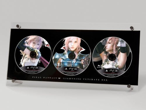 Image 3 for Final Fantasy XIII Lightning Ultimate Box