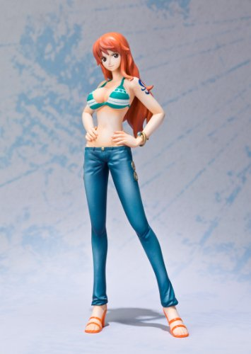 One Piece - Nami - Figuarts ZERO - The New World (Bandai)