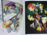 Thumbnail 9 for Persona Tribute Illustrations Anthology Art Book