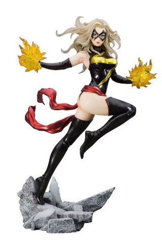 Image for Marvel Super-Heroes - Ms. Marvel - Bishoujo Statue - Marvel x Bishoujo - 1/7 (Kotobukiya)