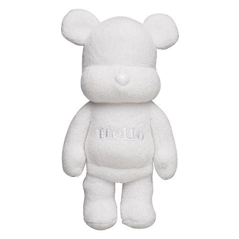 Image for Otayori Be@rbrick - Hello - White (Medicom Toy)