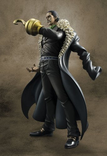 Image 4 for One Piece - Sir Crocodile - Excellent Model - Portrait Of Pirates EX - 1/8 - Repaint Ver. (MegaHouse)