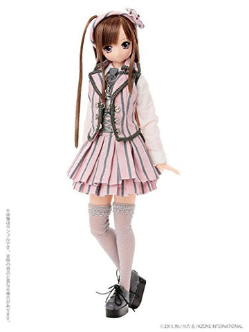 Image for Lycee - PureNeemo - SAHRA'S à la mode - 1/6 - Pink!Pink!a・la・mode, GreyxPink, Normal Sales Ver. (Azone)