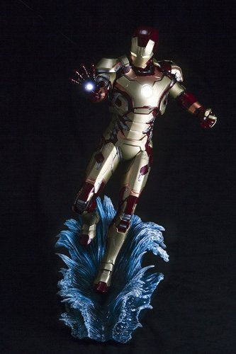 Image 4 for Iron Man 3 - Iron Man Mark XLII - ARTFX Statue - 1/6 (Kotobukiya)