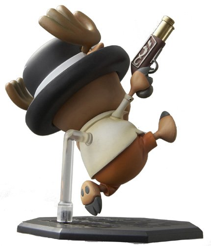 Image 8 for One Piece - Tony Tony Chopper - Door Painting Collection Figure - Western ver. (Plex)