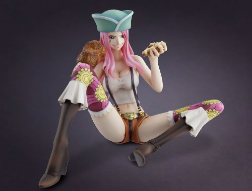 Image 4 for One Piece - Jewelry Bonney - Portrait Of Pirates DX - Excellent Model - 1/8 (MegaHouse)