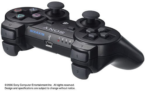 Image 1 for PS 3 Wireless Controller