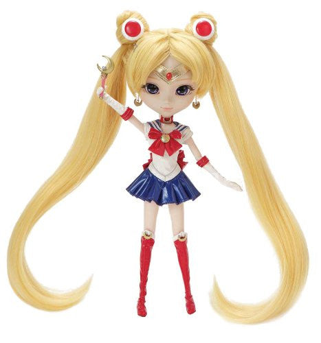 Image 1 for Bishoujo Senshi Sailor Moon - Luna - Sailor Moon - Pullip P-128 - Pullip (Line) - 1/6 (Groove)
