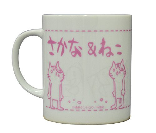 Image 4 for Sakana & Neko - Mug - Purple (Algernon Product)