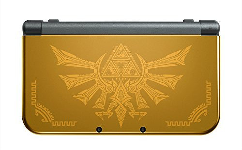 Image 3 for New Nintendo 3DS LL Hyrule Edition [Limited Edition]