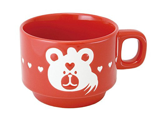 Image 1 for Aoki Hagane no Arpeggio: Ars Nova - Takao - Mug - Stackable Mug - Pair-Dot - Kirikuma (Pit-Road)