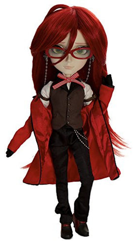 Image for Kuroshitsuji ~Book of Circus~ - Grell Sutcliff - Pullip (Line) - TaeYang T-255 - 1/6 (Groove)