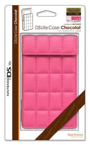 Image 2 for DS Lite Case Chocolat (Raspberry)
