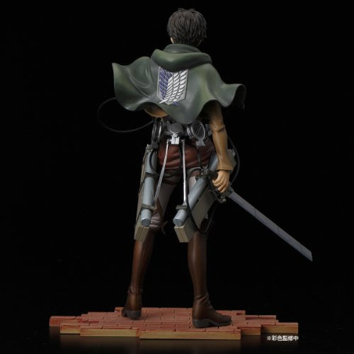 Image 9 for Shingeki no Kyojin - Eren Yeager - BRAVE-ACT - 1/8 (Sentinel)