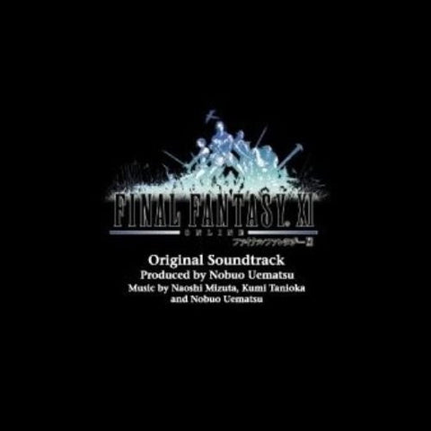 Image for FINAL FANTASY XI Original Soundtrack