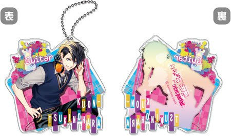 Image 1 for DYNAMIC CHORD - Tsukinohara Kuon - Keyholder (Cabinet)