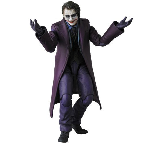 Image 7 for The Dark Knight - Joker - Mafex #5 (Medicom Toy)