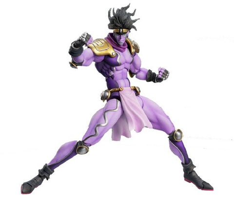 Image for Jojo no Kimyou na Bouken - Stardust Crusaders - Star Platinum - Super Action Statue #55 - Third Ver. (Medicos Entertainment)