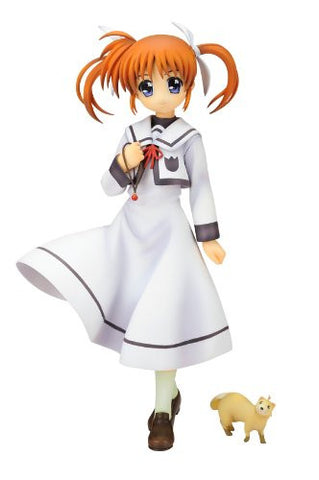 Mahou Shoujo Lyrical Nanoha The Movie 1st - Takamachi Nanoha - 1/7 - School Uniform (Alter)