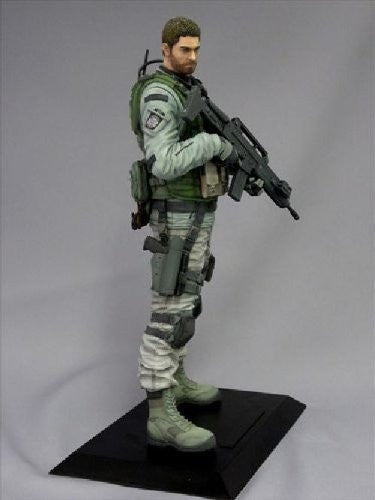 Image 2 for Biohazard 6 - Chris Redfield - Capcom Figure Builder Creator's Model (Cafe Reo, Capcom)