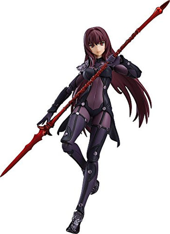 Fate/Grand Order - Scáthach - Figma #381 - Lancer (Max Factory)