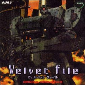 Image for Velvet File Original Soundtrack