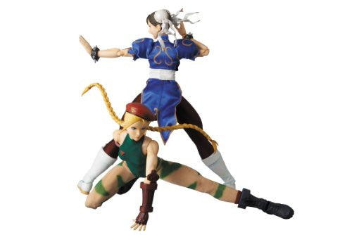 Image 10 for Street Fighter - Street Fighter IV - Chun-Li - Real Action Heroes #656 - 1/6 - Ver.2 (Medicom Toy)