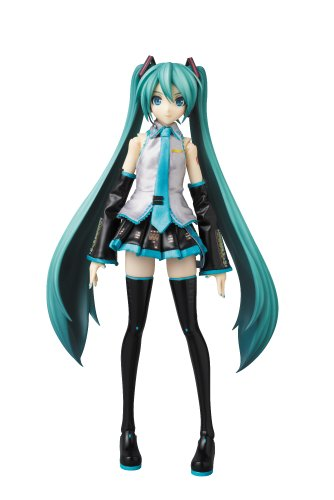 Image 2 for Vocaloid - Hatsune Miku - Real Action Heroes #632 - 1/6 - -Project DIVA- F ver. (Good Smile Company, Medicom Toy, SEGA)