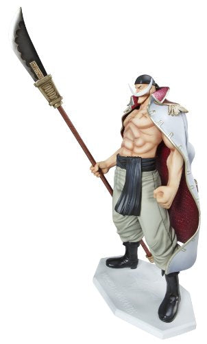 Image 9 for One Piece - Edward Newgate - Excellent Model - Portrait Of Pirates DX - 1/8 (MegaHouse)