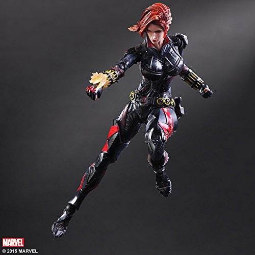 Image 3 for Avengers - Black Widow - Play Arts Kai (Square Enix)