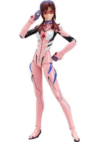 Image for Evangelion Shin Gekijouban - Makinami Mari Illustrious - Figma - 079 (Max Factory)