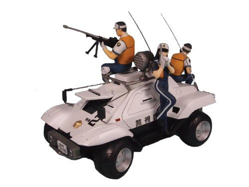 Image 6 for Kidou Keisatsu Patlabor - Type 98 Special Command Vehicle - 1/24 (Pit-Road)