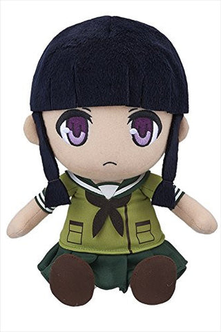 Image for Kantai Collection ~Kan Colle~ - Kitakami - Osuwari Plush (Ensky)