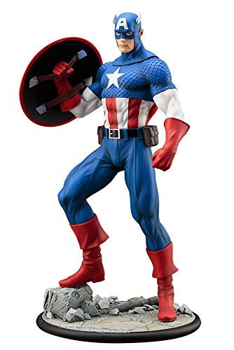 Image 1 for Captain America - ARTFX Statue - 1/6