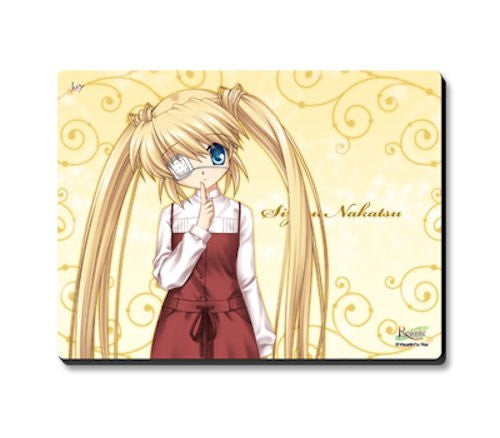 Image 1 for Rewrite - Nakatsu Shizuru - Mousepad (Key Toy's Planning Visual Art's)
