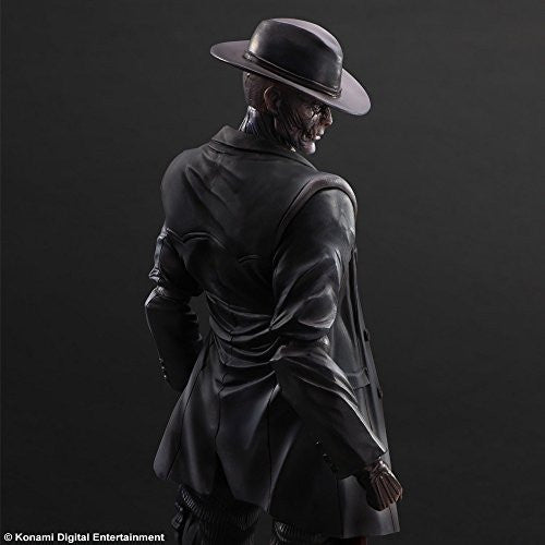 Image 3 for Metal Gear Solid V: The Phantom Pain - Skull Face - Play Arts Kai (Square Enix)