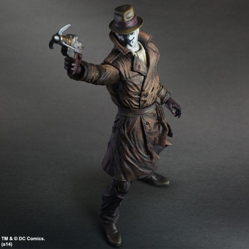 Image 4 for Watchmen - Rorschach - Play Arts Kai (Square Enix)