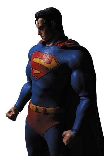 Image 6 for Superman - Real Action Heroes #647 - 1/6 - Hush Version (Medicom Toy)