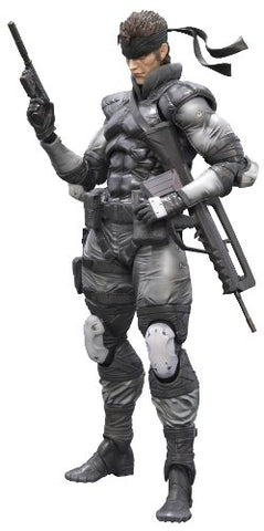 Image for Metal Gear Solid - Solid Snake - Play Arts Kai (Konami Square Enix)
