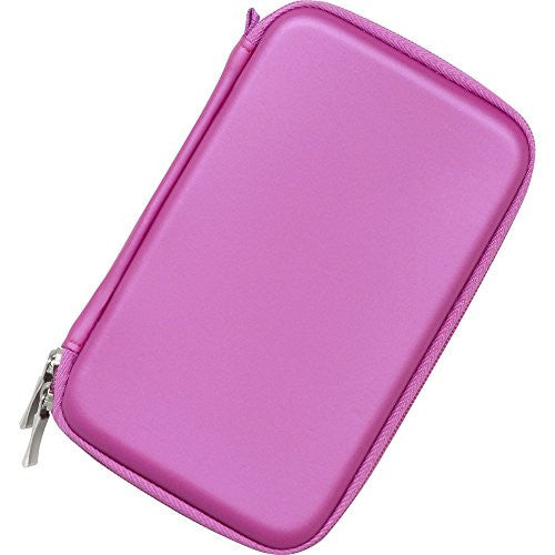 Image 3 for Semi Hard Case Slim for New 3DS LL (Pink)
