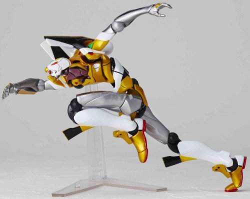 Image 5 for Evangelion Shin Gekijouban - EVA-01 - Revoltech - Metallic Color (Kaiyodo)