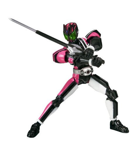 Image for Kamen Rider x Kamen Rider Double & Decade: Movie War 2010 - Kamen Rider Decade - S.H.Figuarts - Violent Emotion ver. (Bandai)
