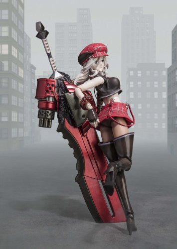 Image 6 for God Eater - Alisa Ilinichina Amiella - D-Arts (Bandai)