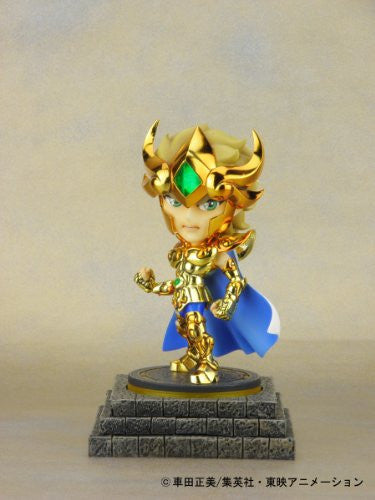 Image 3 for Saint Seiya - Leo Aiolia - Cosmos Burning Collection - Deformed (Kidslogic, Yamato)