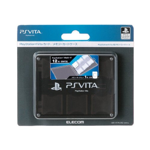 Image 3 for PlayStation Vita Card Case 12 (Black)