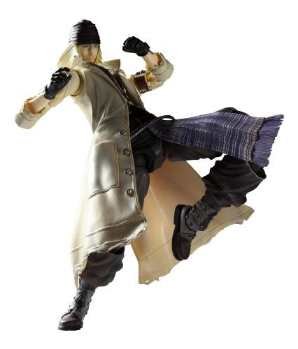 Image 7 for Final Fantasy XIII - Snow Villiers - Play Arts Kai (Square Enix)