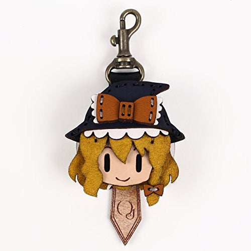 Image 1 for Touhou Project - Marisa Kirisame - Hand Made Leather Key Cap
